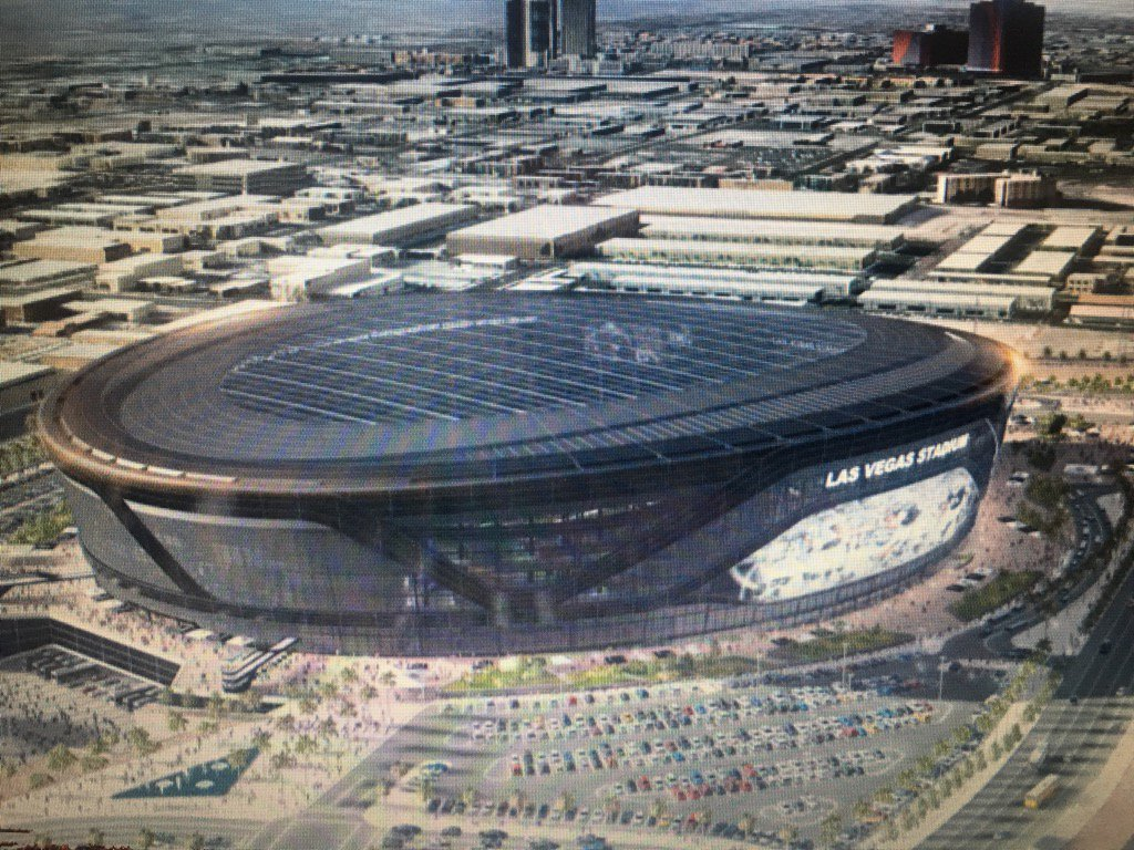 10 Things You Need To Know About The Raiders Stadium ...