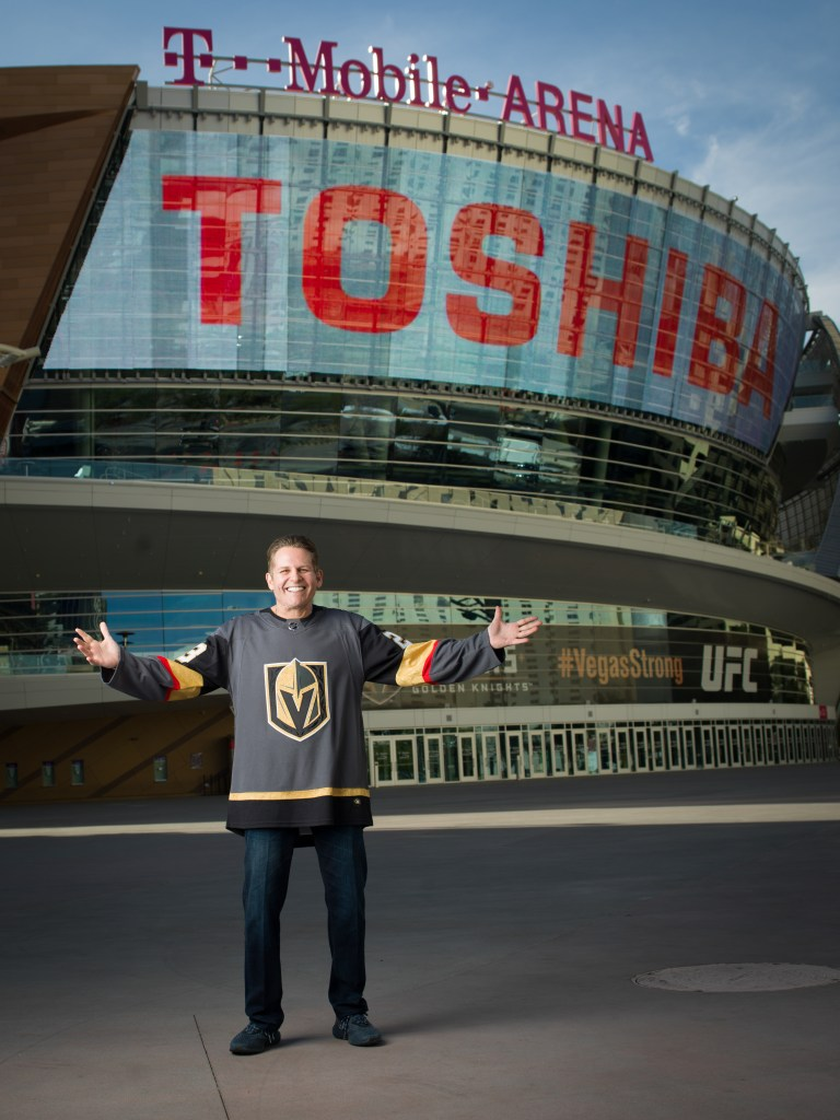 Exclusive: Birth Of Golden Knights Began With Maloofs' Trips
