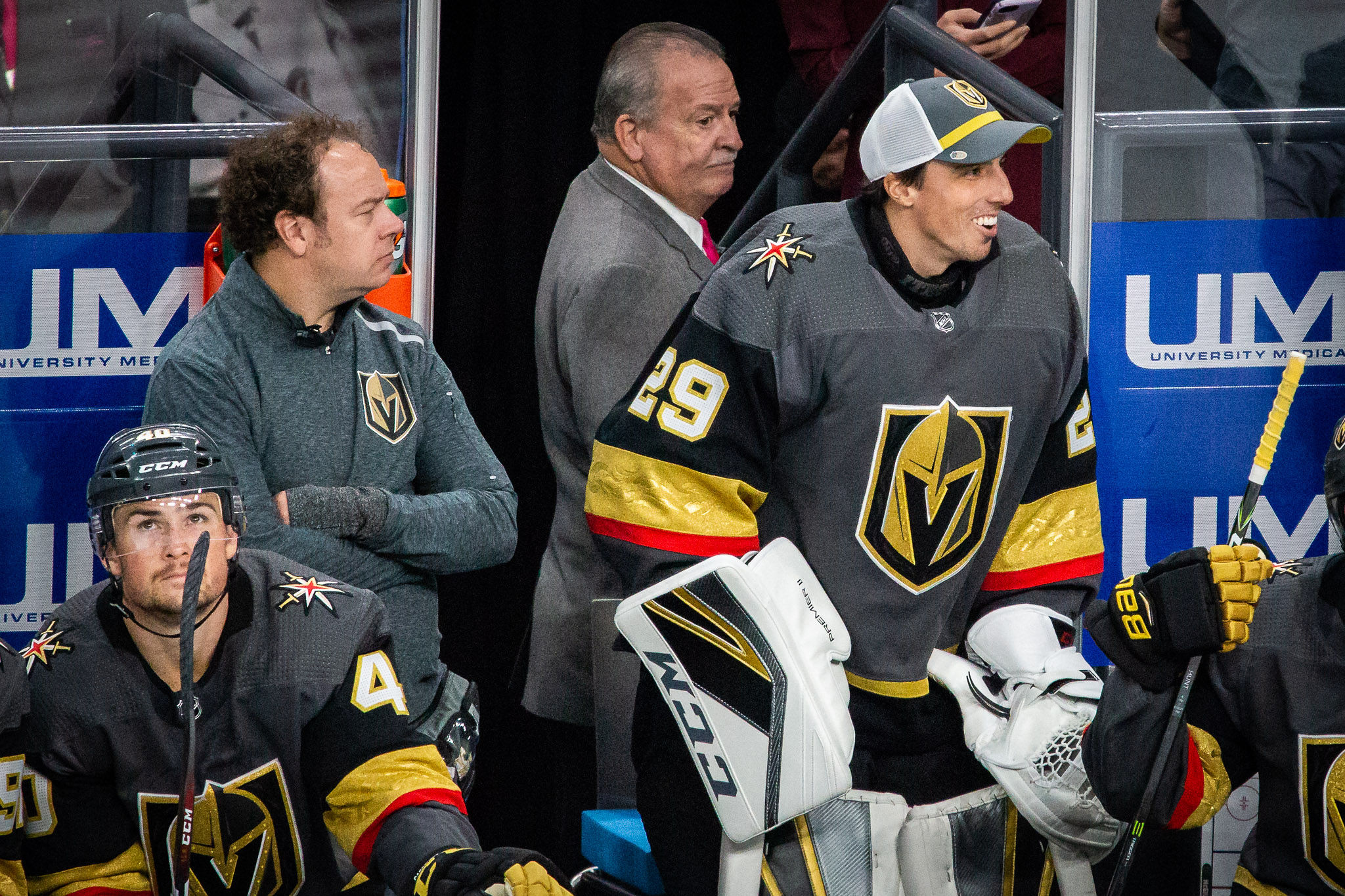 Is Fleury Making Las Vegas Fat With His Shutouts And Free Donuts