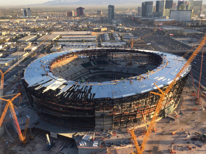 Don T Expect Las Vegas Raiders Stadium Ticket Sales To Be Hurt By Brown S Messy Departure Lvsportsbiz
